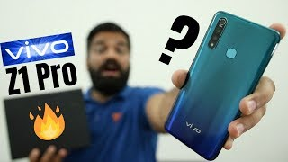vivo Z1Pro Unboxing & First Look - Best in Class #FullyLoaded? 🔥🔥🔥