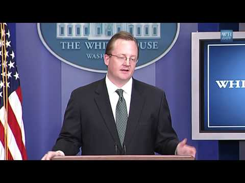 11/3/09: White House Press Briefing