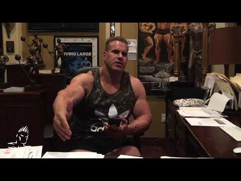 Q&A with Jay Cutler Episode 3 (What is the BEST gym you ever trained at?)