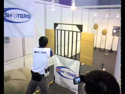 Max HKshooter at Asia World Expo