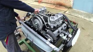 Porsche 911 1965 Solex engine