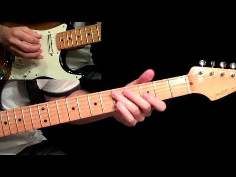 Jimi Hendrix Style Chords And Little Wing Pt.1 - Intermediate Guitar Lesson