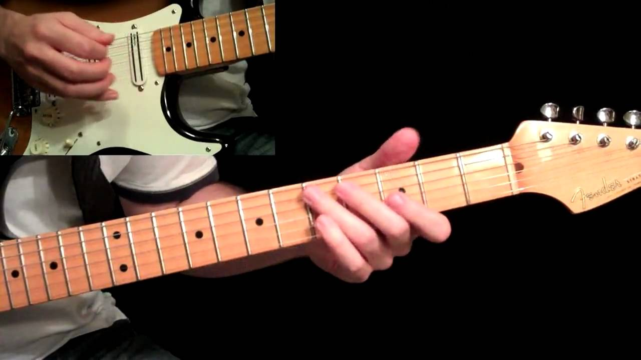 Best Youtube Guitar Lessons The Ultimate Guide