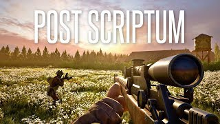 REALISTIC WW2 WARFARE - Post Scriptum 40 vs 40 Gameplay