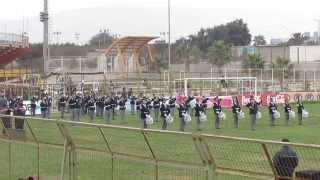 Banda Instituto Superior De Comercio Arica 2013