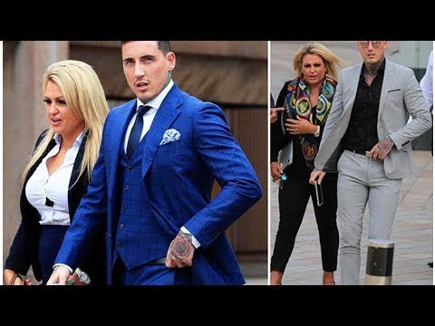 Jeremy McConnell is 'living with his solicitor Katie McCreath' after she 'rescued him' from jail ...