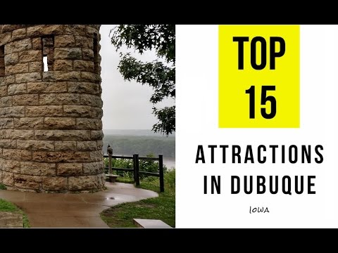 Top 15. Best Tourist Attractions & Things To Do In Dubuque, Iowa