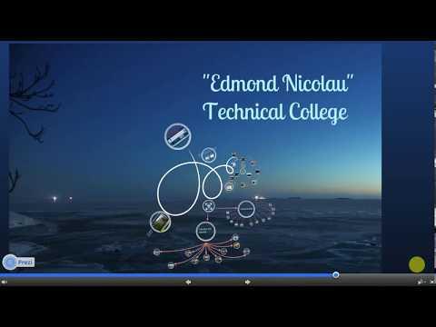 Technical College Edmond Nicolau Focșani