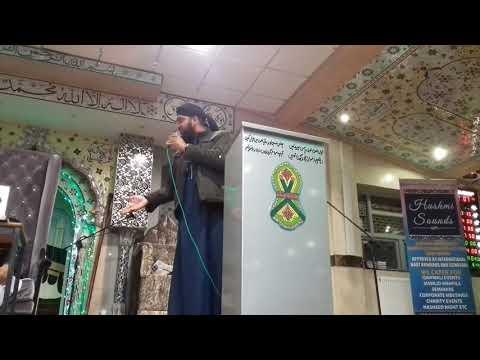 Hafiz Furqan Raza Qadri At Rang E Raza Confrence 2018
