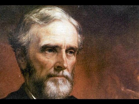 Jefferson Davis: Civil War, Facts,  Biography, Education, Le
