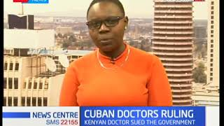 Court to rule on case challenging the deployment of Cuban doctors