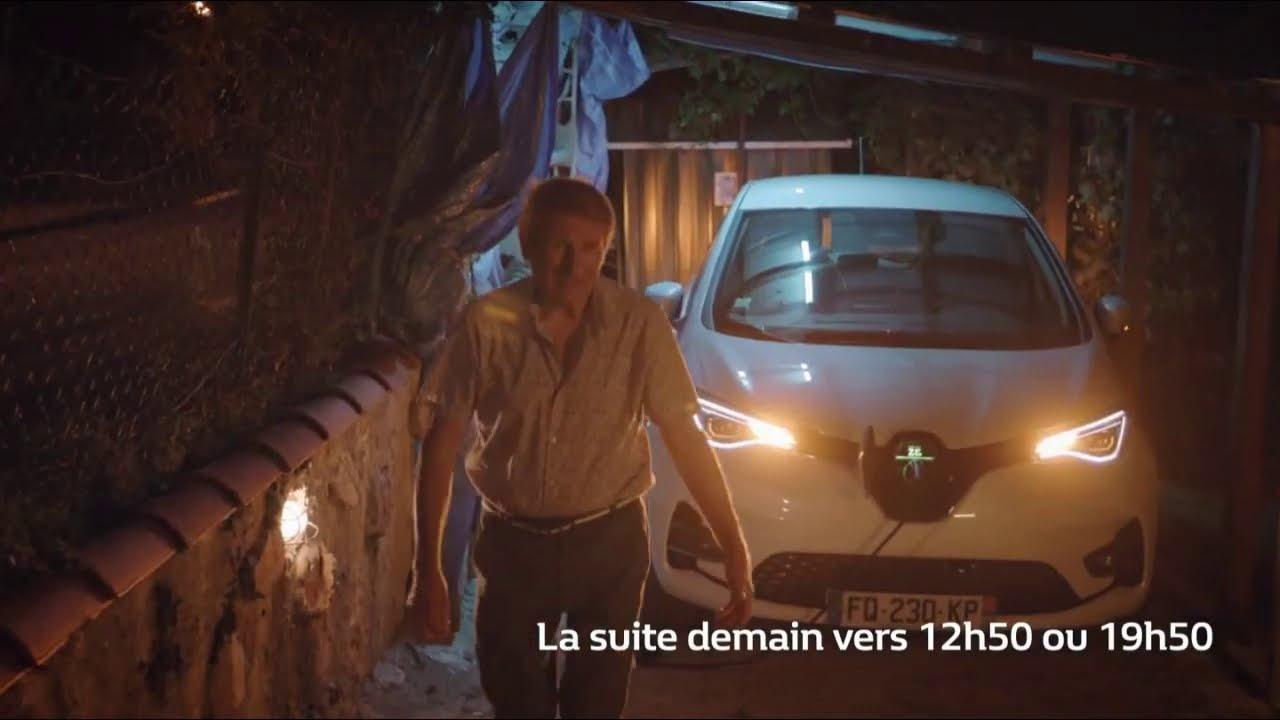 """Musique de la pub Renault présente Appy – épisode 3: essai """"la ville 100% véhicules électriques""""  2021"""