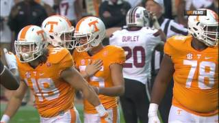 Tennessee vs. South Carolina HIGHLIGHTS (11.7.15)
