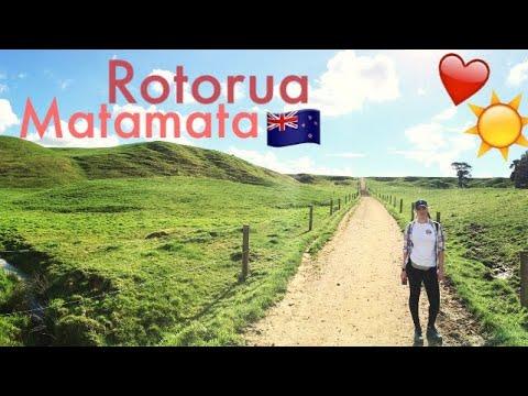 NZ Vlog #2: Exploring Matamata & Rotorua from YouTube · Duration:  14 minutes 24 seconds