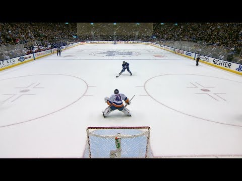 Bozak, Andersen strong for Maple Leafs in shootout