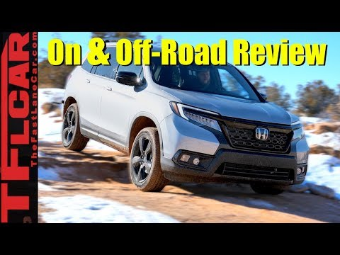 2019 Honda Passport In-Depth Review: Is This Honda's Best Off-Roader? (Part 2 of 2)