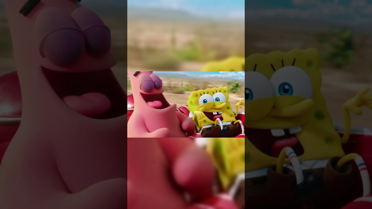 Download The SpongeBob Movie Sponge on the Run   Coffin Dance Song COVER #Shorts