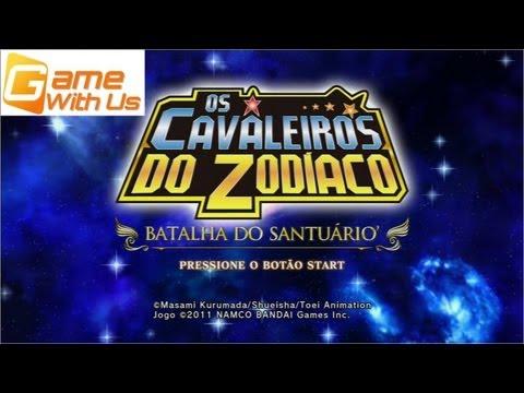 [GWU] Cavaleiros do Zodíaco (PS3) - Análise e Gameplay