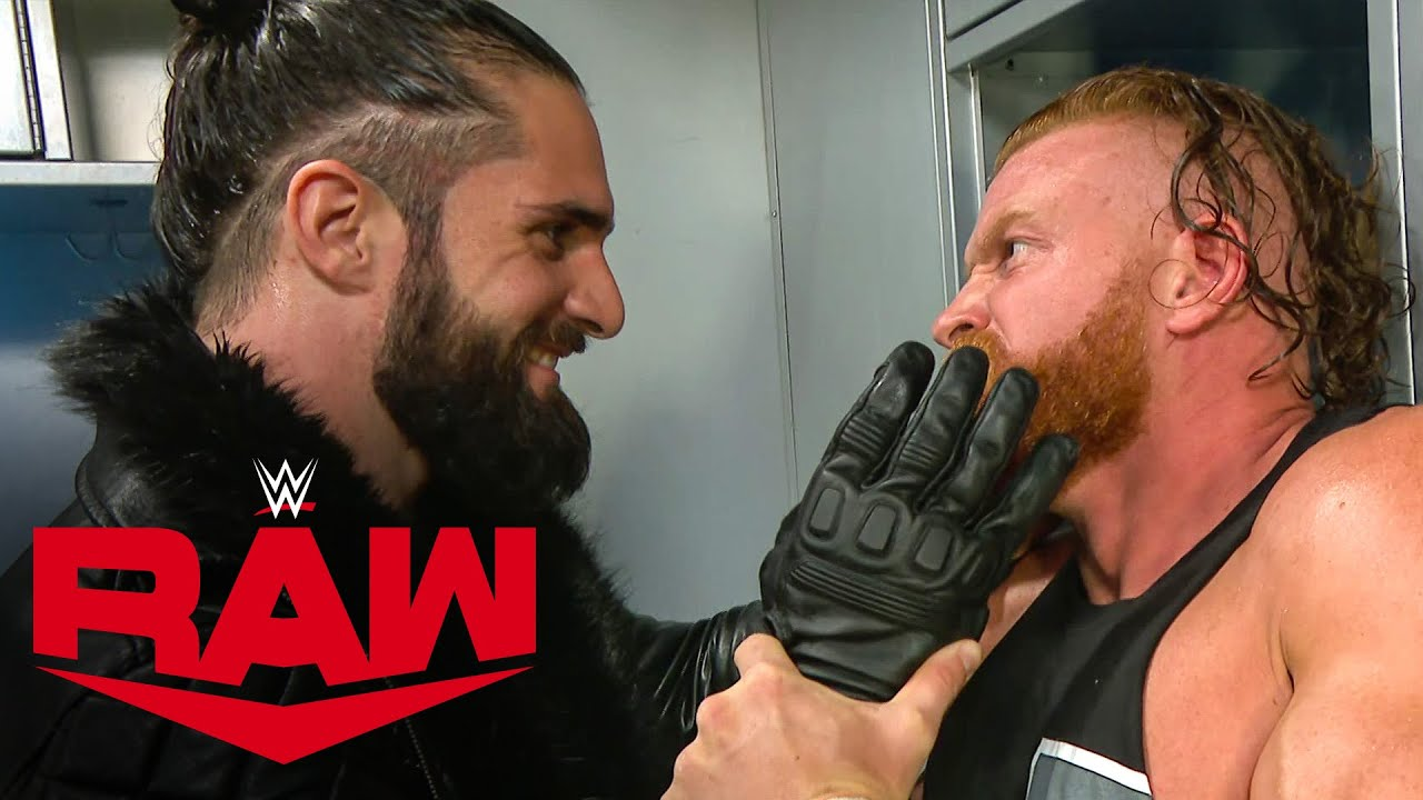 Download Seth Rollins berates Murphy: Raw, Sept. 14, 2020