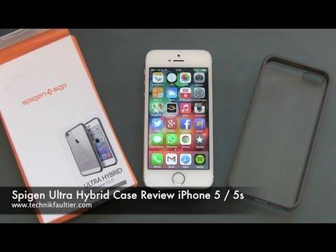 spigen-ultra-hybrid-case-review-iphone-5-/-5s
