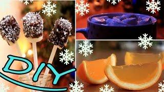 ★★★ DIY ★ ЛАЙФХАКИ ★ НОВОГОДНИЕ ВКУСНЯШКИ ★ ОРИГИНАЛЬНЫЕ УГОЩЕНИЯ ★ Winter Snacks ★★★