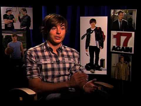 Zac Efron -17 Again interview