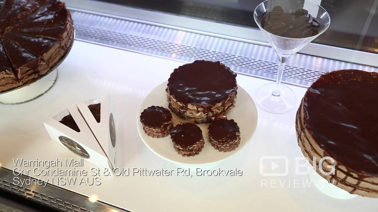 The Best Chocolate Cake In The World A Cafe In Sydney Serving Coffee Panini And Gelato