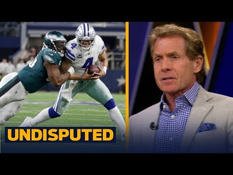 Skip Bayless reacts to the Dallas Cowboys' Week 11 loss to the Philadelphia Eagles | UNDISPUTED