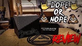 || REVIEW || DOPE OR NOPE #4 Illuminate and Skynet Project