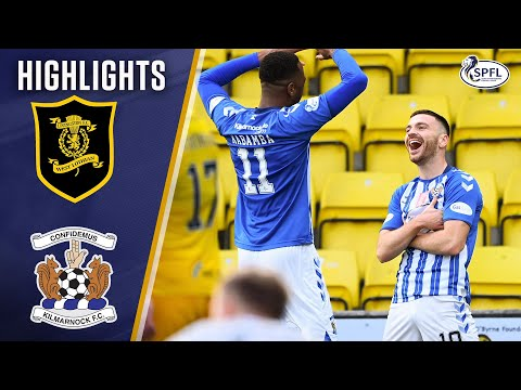 Livingston Kilmarnock Goals And Highlights