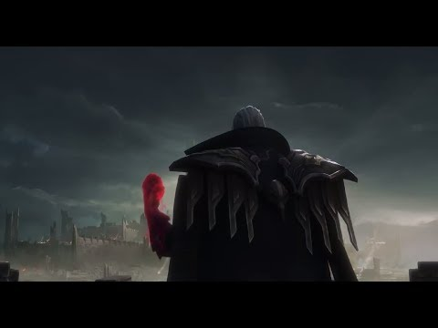 The Noxian Grand General - Swain Champion Teaser Trailer [Leauge of Legends]