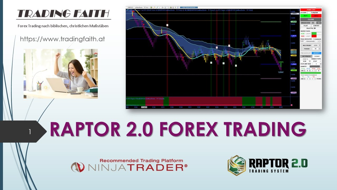 Raptor 2 0 Trading Faith Ninjatrader Mt4 Dts