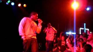 THE CLIPSE - WHAT HAPPENED TO THAT BOY (LIVE)