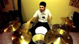 P.O.D - Youth Of The Nation Drum (Only) Cover