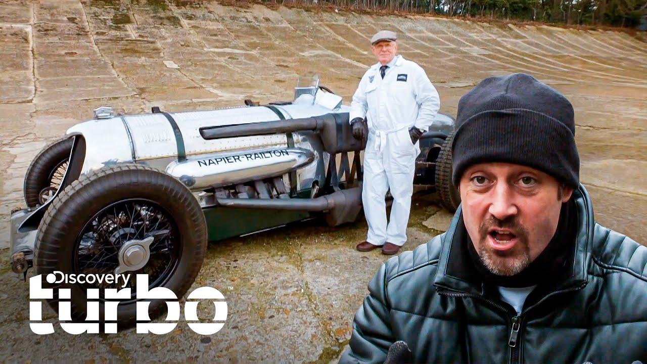 Conociendo el origen y alcance del Birkin | Fanáticos de la Velocidad | Discovery Turbo