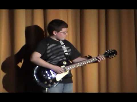 Sweet home alabama- Rochester Middle school talent show
