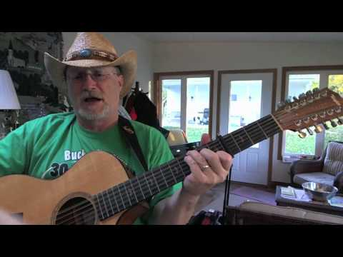926 - Green, Green - acoustic cover of The...