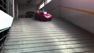 Детский электромобиль Feber Ferrari California 800006330 - raspashonka.com.ua
