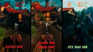 Qaysi biri yaxshi: ikki arzon grafik kartalar yoki bir qimmat? RX460 4GB va boshqalar RX 460 4GB CrossFire va boshqalar GTX 1060