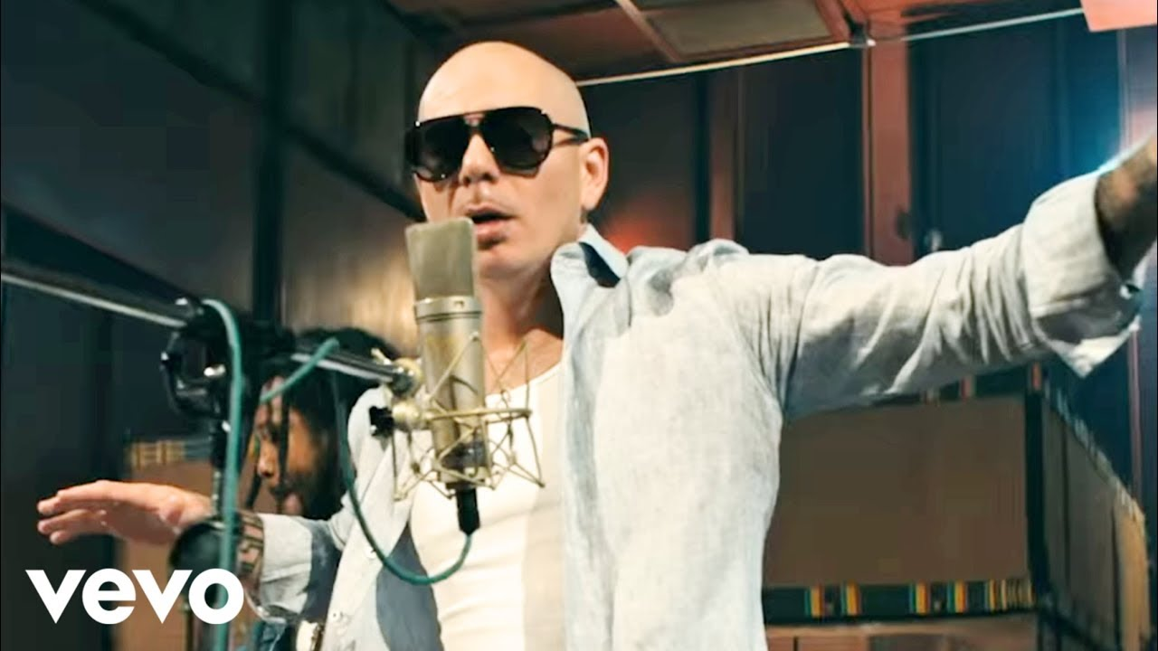 Image result for Pitbull Ft. Stephen Marley