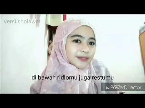 Sholawat Gadis Cantik Yg Suara Nya Merdu