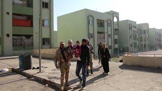 أخبار حصرية   داعش إستخدم مدنيين دروعا بشرية في الحدباء