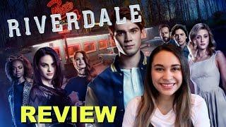 riverdale pilot season 1 episode 1 tv review