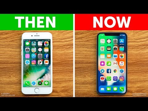 Why New Phones Don't Have Home Buttons