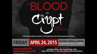 The Blood Vs. The Crypt