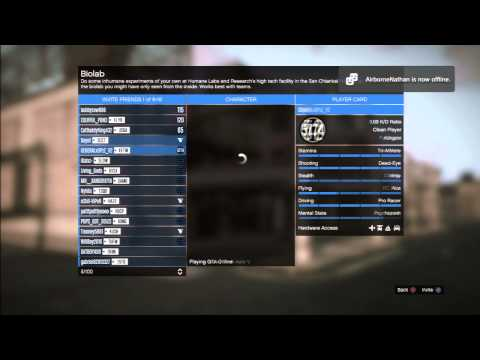 gta online timed out loading session