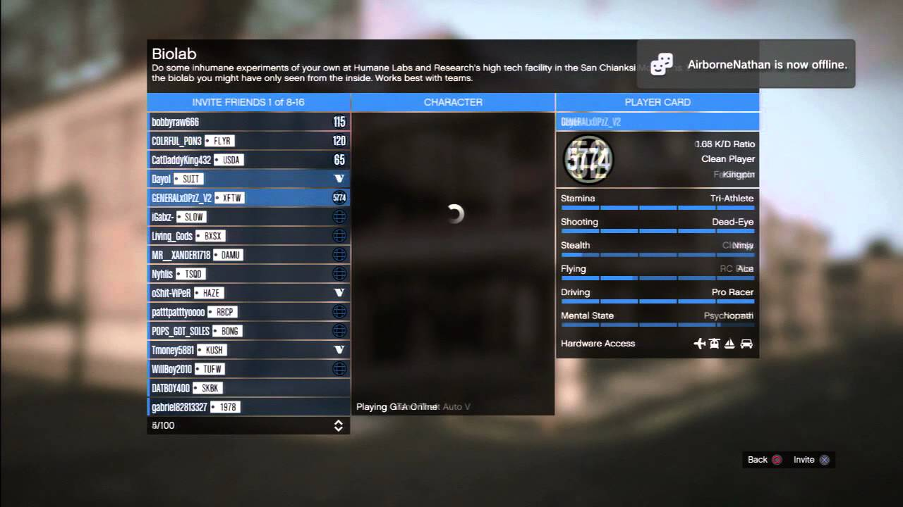 gta 5 bypass join  invite disabled problem working solution