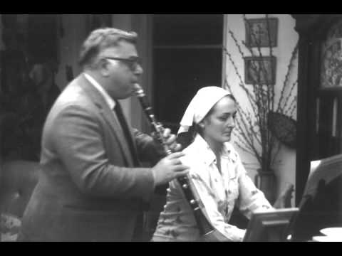 Maneri Handel Cl Sonata 1974