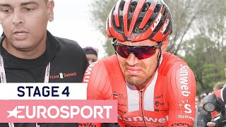 Giro d'Italia 2019 | Stage 4 Highlights | Cycling | Eurosport