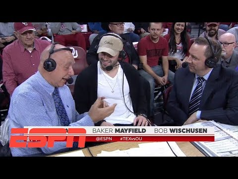 Jets and Giants hype earns Baker Mayfield new nickname | ESPN